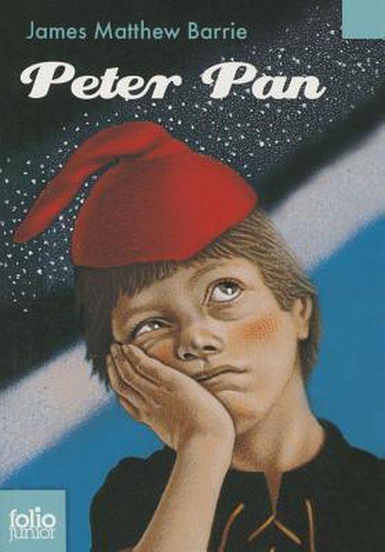Boek cover Peter Pan van James Matthew Barrie (Paperback)