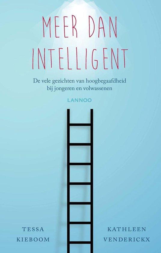 Boek cover Meer dan intelligent (E-boek) van Tessa Kieboom (Onbekend)