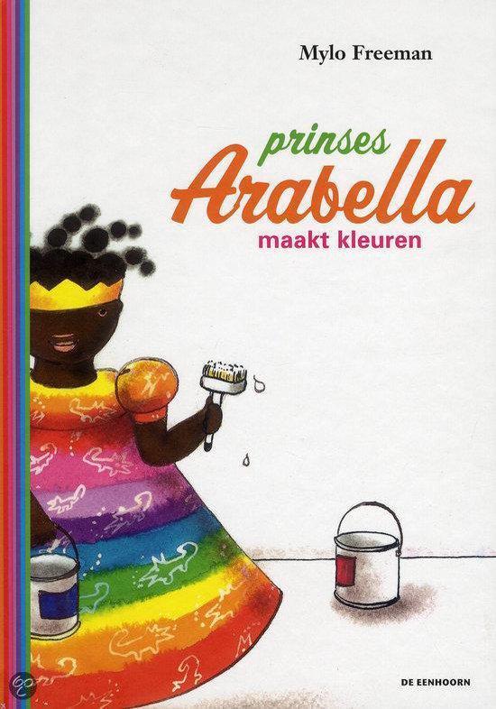Kamishibai - Prinses Arabella maakt kleuren - Mylo Freeman | Readingchampions.org.uk
