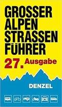 Grosser Alpenstrassenführer 27. Ausgabe
