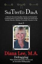Omslag Shattered Diana - Book Five