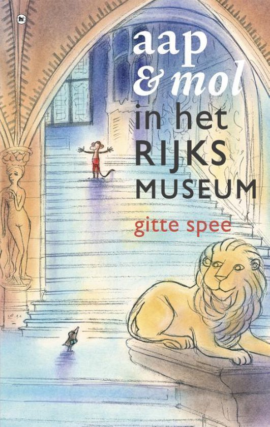 Aap & mol in het rijksmuseum - Gitte Spee  