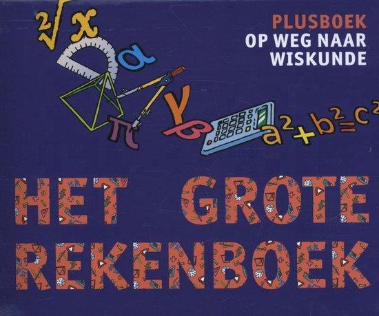 Het grote rekenboek plusboek - Henk Pfaltzgraff  