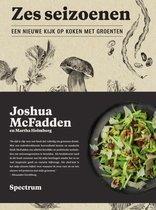 Boek cover Zes seizoenen van Joshua Mcfadden (Onbekend)
