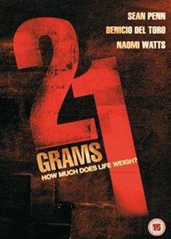 Cover van de film '21 Grams'