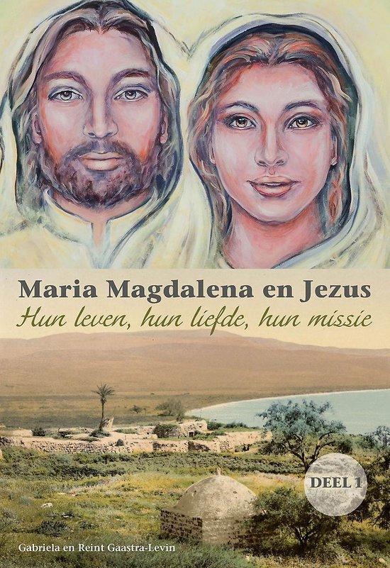 Maria Magdalena en Jezus - Gabriela Gaastra-Levin  