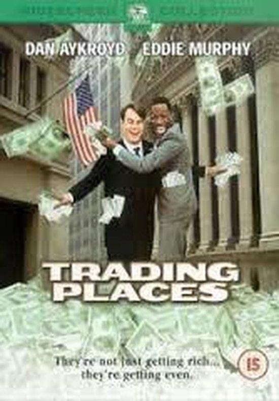 Cover van de film 'Trading Places'