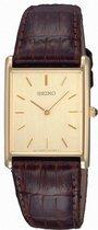 Seiko SFP606P1 horloge dames en heren - bruin - edelstaal doubl�