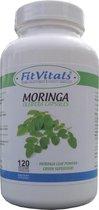Moringa Oleifera - 120 Capsules