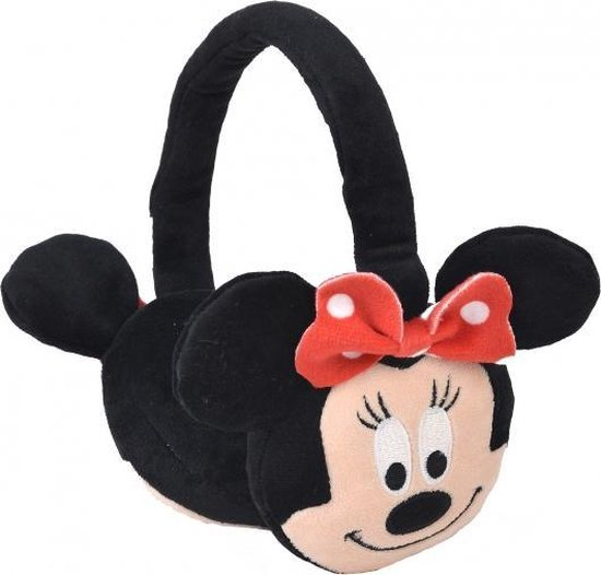 Disney Minnie Mouse - Oorwarmers - Zwart