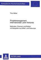 Projektmanagement Internationaler Joint Ventures