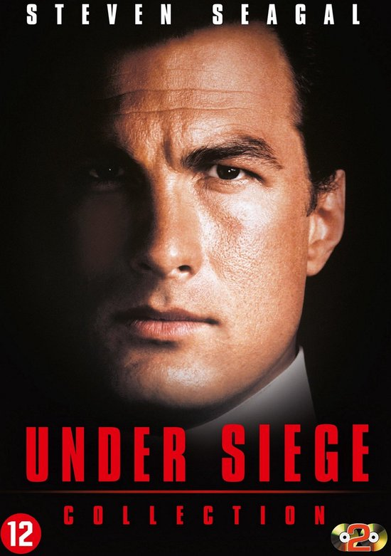 Cover van de film 'Under Siege Collection'