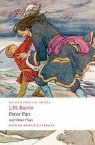 Boek cover Peter Pan and Other Plays van J. M. Barrie (Paperback)