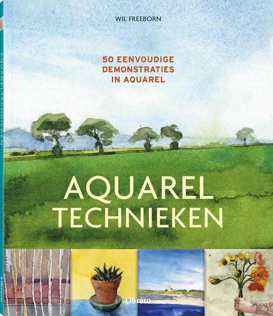 Aquareltechnieken - Will Freeborn |