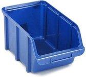 Raaco Magazijnbakken Stapelbak 3, blauw BIN 3