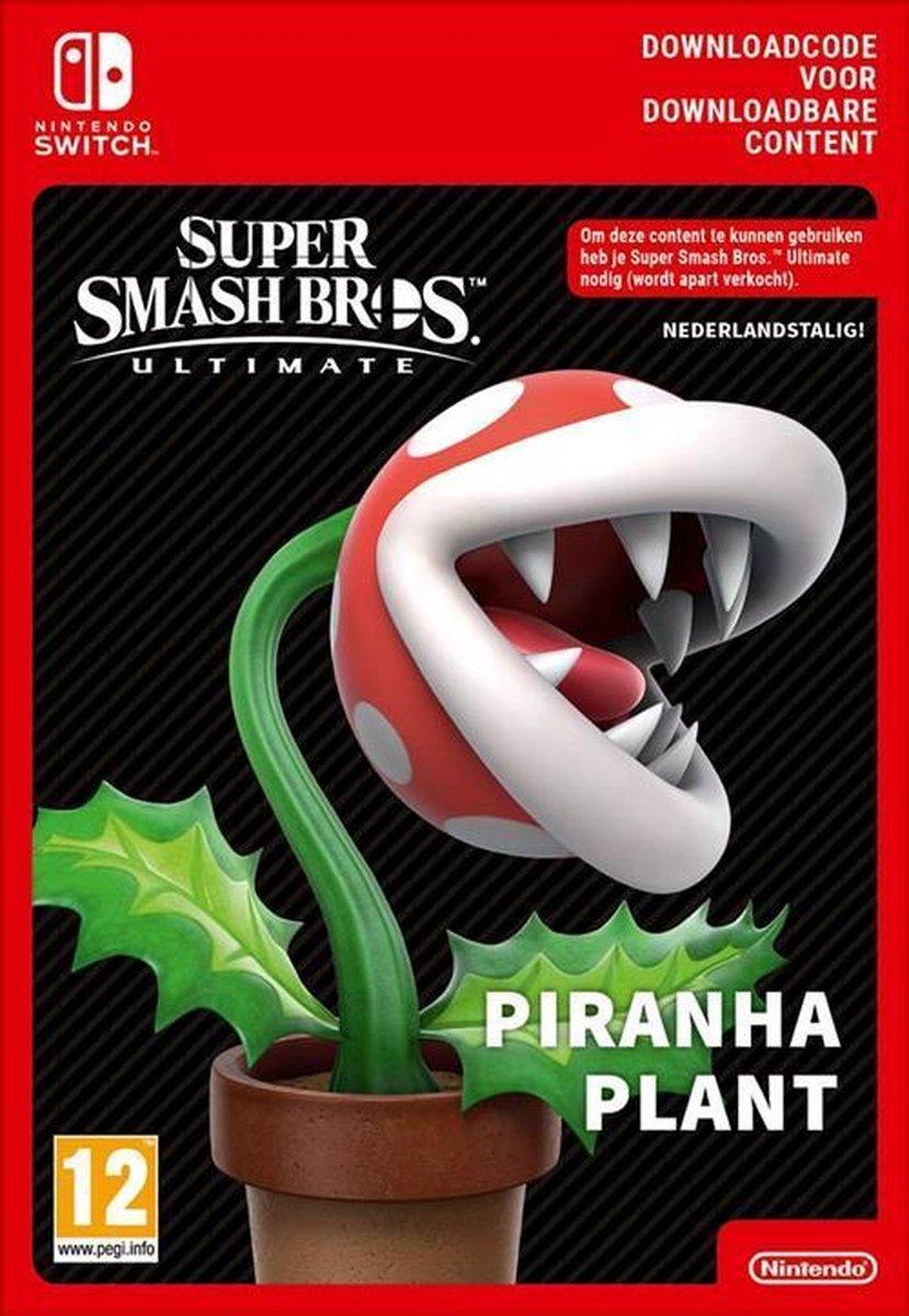 Smash Bro Ultimate Piranha - Nintendo Switch Download