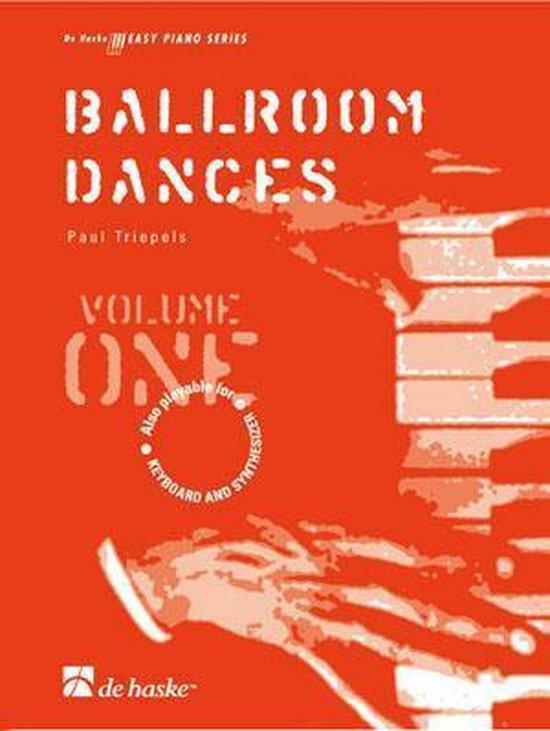 Ballroom Dances Vol 1 - P. Triepels  