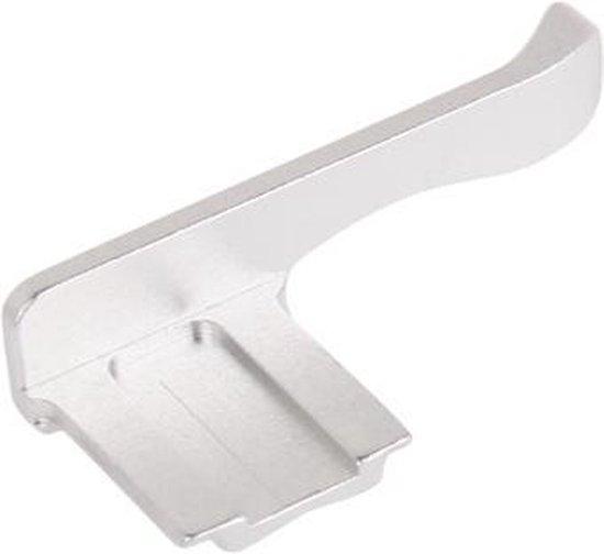 Hot Shoe-handvat voor Fuji X-E1 (zilver)