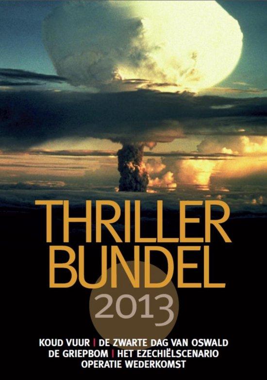 Thrillerbundel 2013 - Noel Hynd |