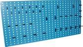 Erro Storage Gereedschapswand P1300  98x46 cm - Incl. 36 haken - Staal