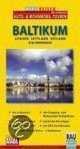 Mobil Reisen Baltikum: Litauen - Lettland - Estland - Kaliningrad