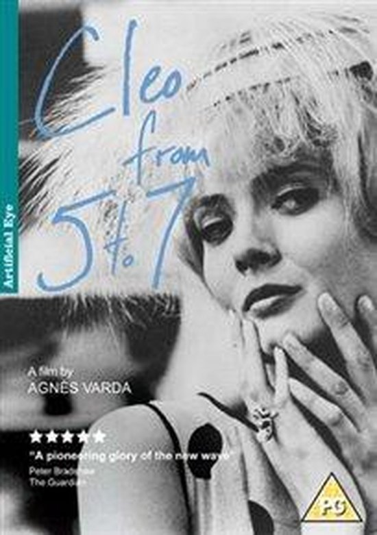 Cleo From 5 To 7 [agnes Varda] - Dvd