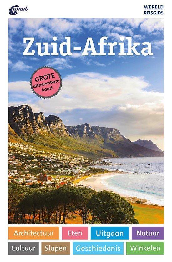 Wereldreisgids Zuid-Afrika - Dieter Losskarn pdf epub