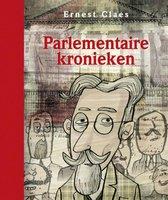 Boek cover Parlementaire kronieken van Ernest Claes