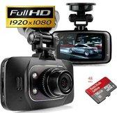 Dashcam GS8000L met 16GB Sandisk SD kaart en Nederlandse handleiding
