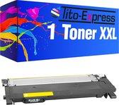 PlatinumSerie® 1 toner alternatief voor Samsung CLT-Y404S 1000 pagina's yellow XL -