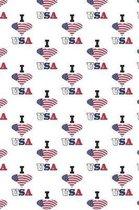 Patriotic Pattern - United States Of America 154