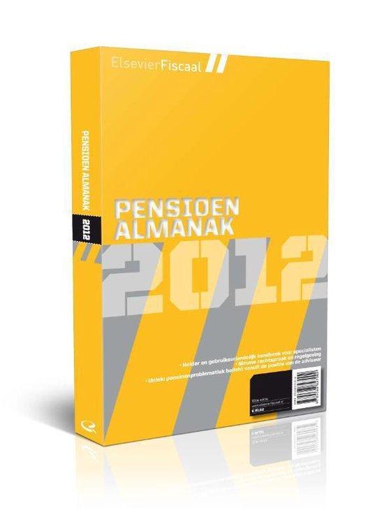 Elsevier Fiscaal - Elsevier Pensioen almanak - nvt |