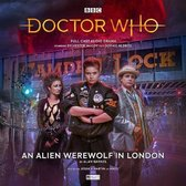 Doctor Who - the Monthly Adventures #252 an Alien Werewolf in London