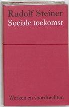 Omslag Werken en voordrachten Kernpunten van de antroposofie/Het sociale vraagstuk  -   Sociale toekomst