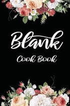 Blank Cook Book
