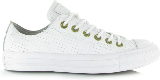bol.com | Converse All Star Craft Leather OX Wit