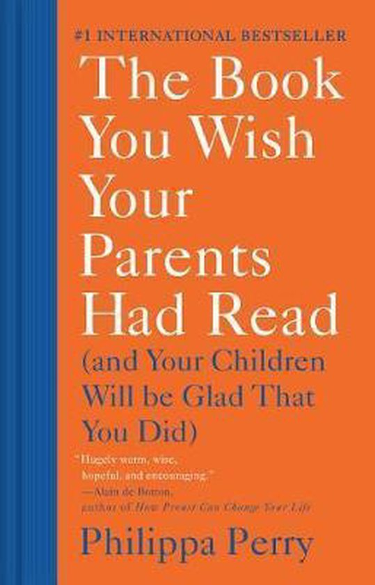 Boek cover The Book You Wish Your Parents Had Read van Philippa Perry (Hardcover)