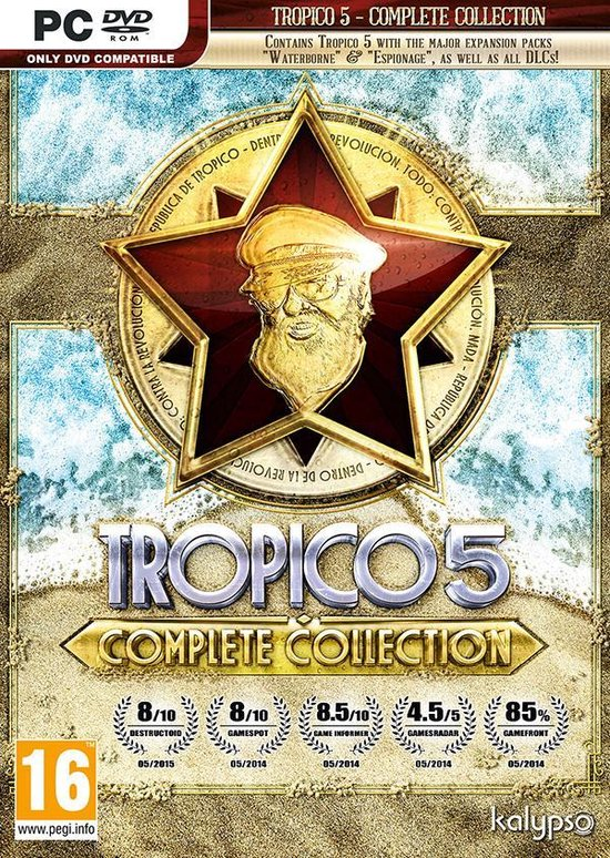 Tropico 5 – The Complete Collection – PC