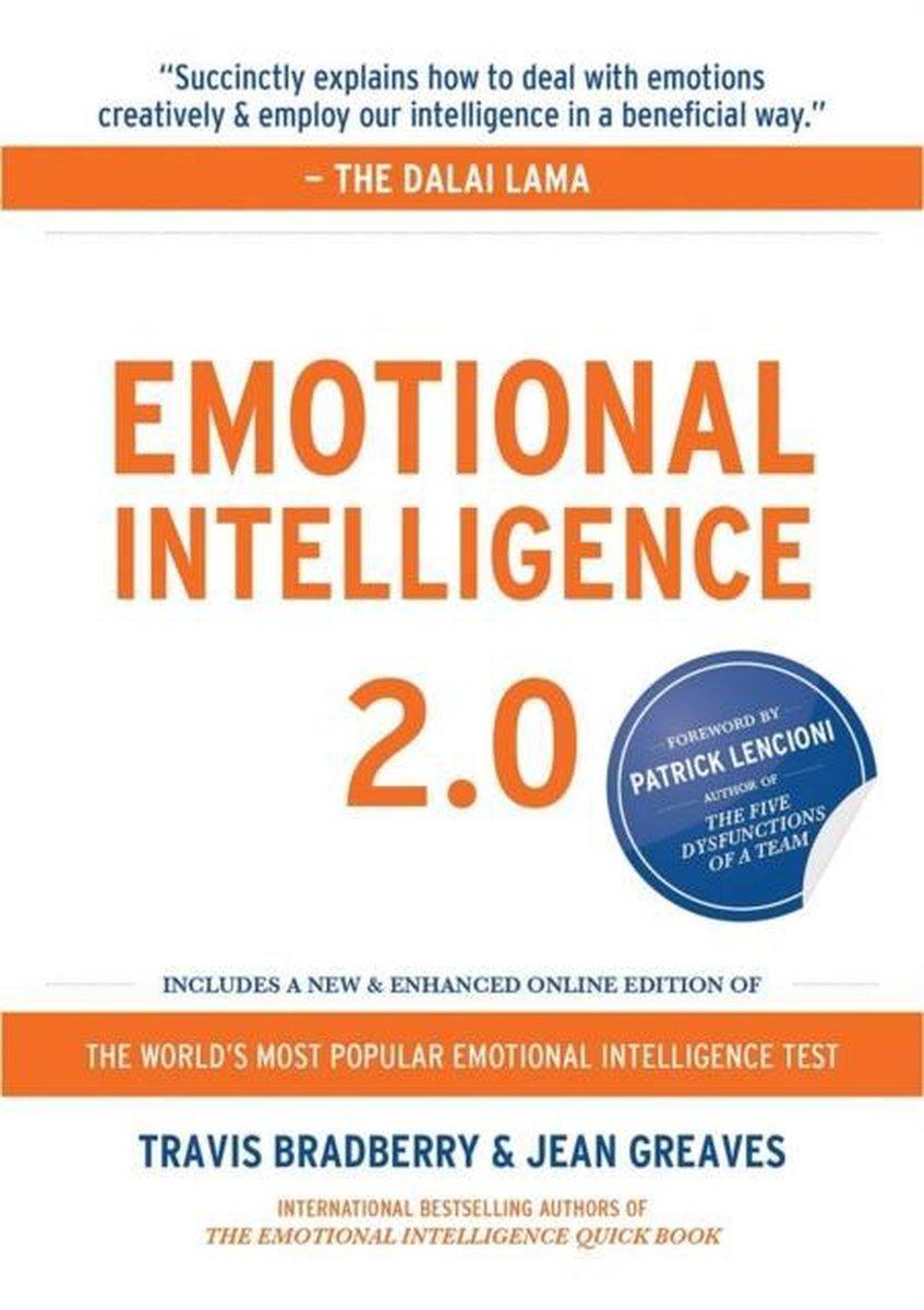 Emotional Intelligence 2.0 - Travis Bradberry