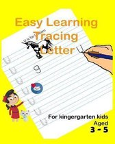 Easy Learning Tracing Letter