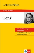 Klett Lektürehilfen - Georg Büchner, Lenz