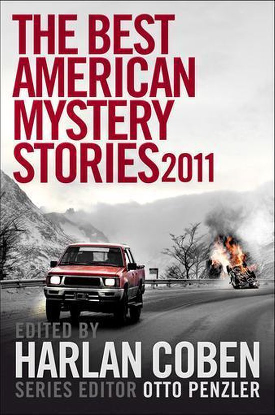 Omslag van The Best American Mystery Stories 2011