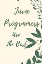 Java Programmers Are The Best
