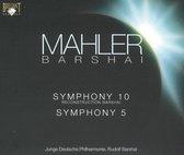Symphonies 5 & 10
