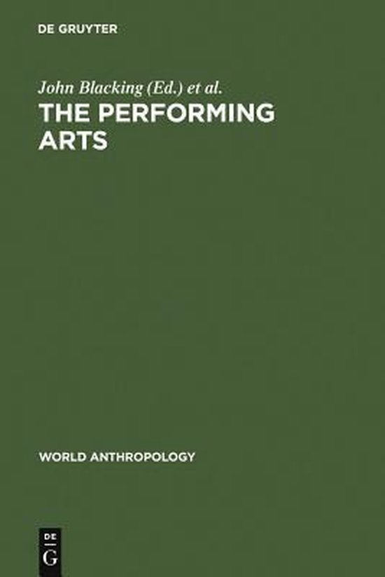 The Performing Arts