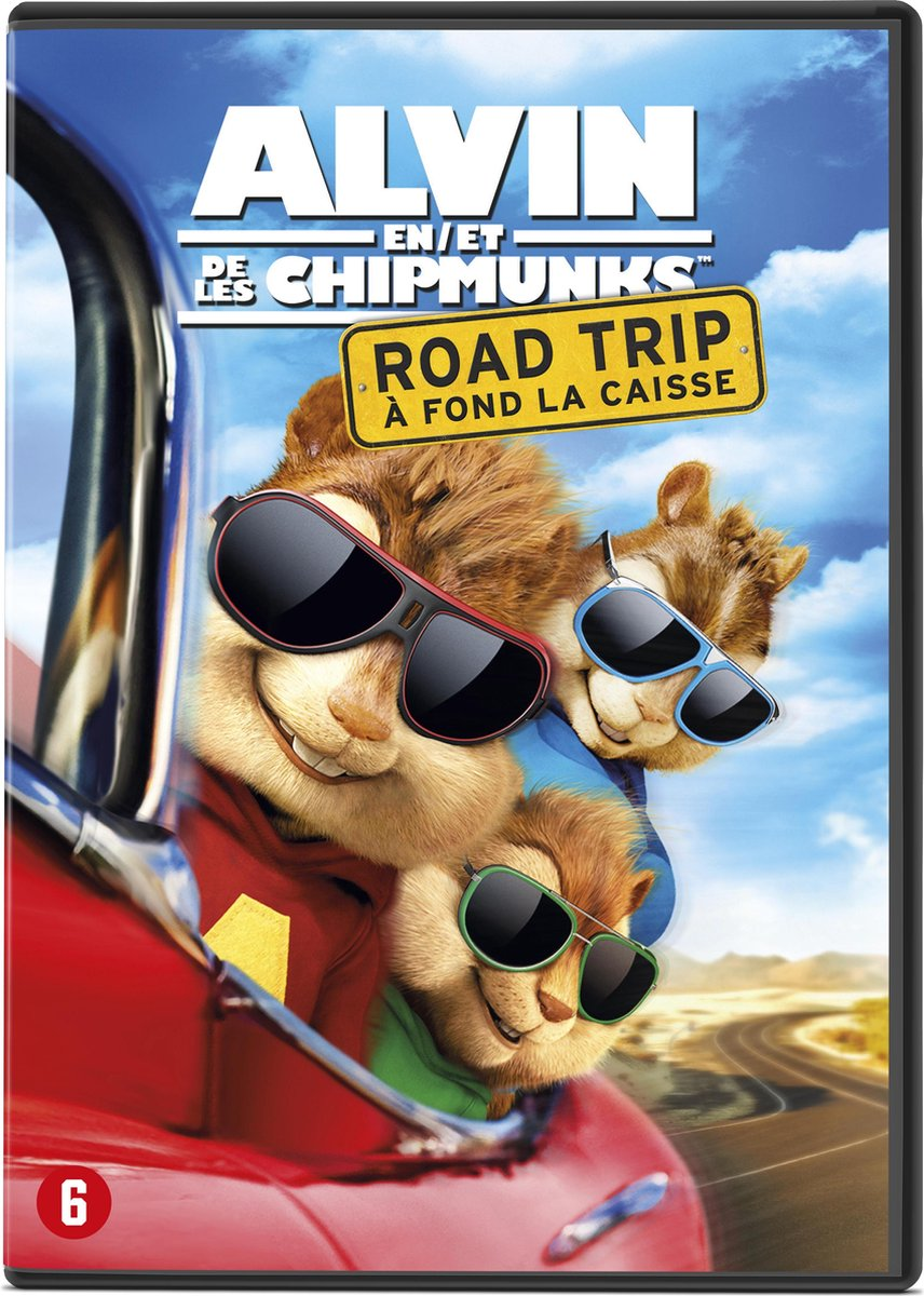 Alvin and the Chipmunks: The Road Chip - Movie