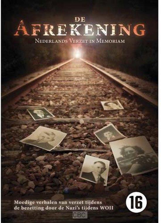 Cover van de film 'Afrekening'