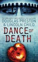 Boek cover Dance of Death van Douglas Preston