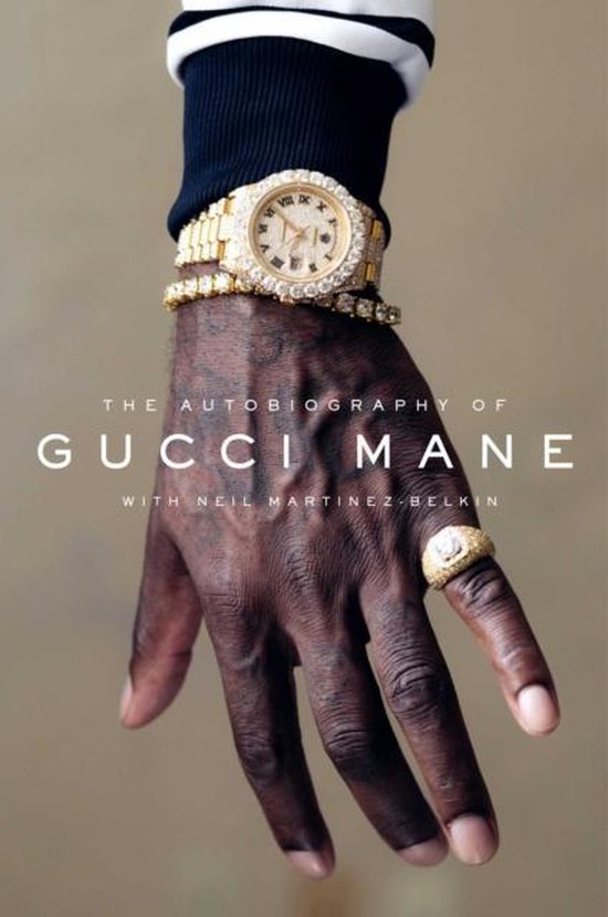 Boek cover The Autobiography of Gucci Mane van Gucci (Hardcover)