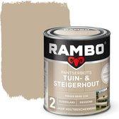 Tuin - & Steigerhout 750 ml Poeder Beige 1146